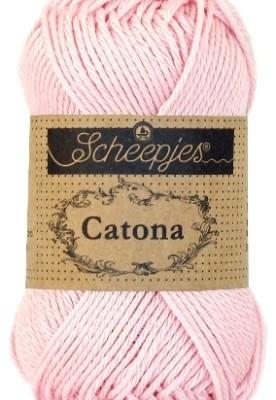 Scheepjes Catona Powder Pink 238