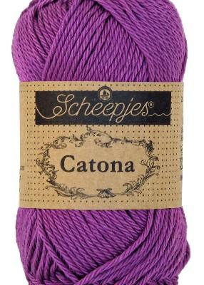 Scheepjes Catona Ultra Violet 282