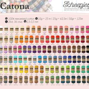 Catona - Alla 109 nyanser samlade