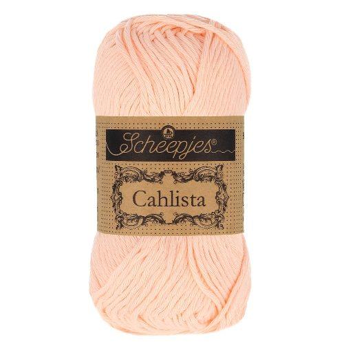 Cahlista --- Scheepjes Peach / Sweet Mandarin 50 g nr 523