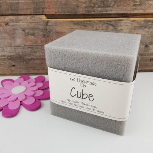 Cube 10 x 10 cm Memory Foam